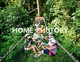 Home Phutoey River Kwai Resotel